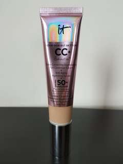 It Cosmetics CC+ illumination Cream