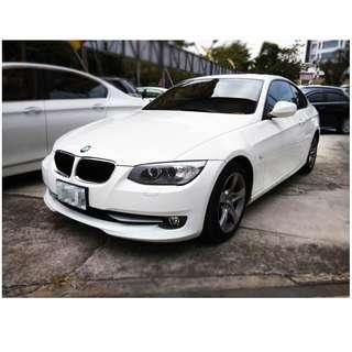 2012年 BMW 320I 白  ✅0頭款 ✅免保人✅低利率✅低月付 FB搜尋:阿源 嚴選二手車/中古車買賣