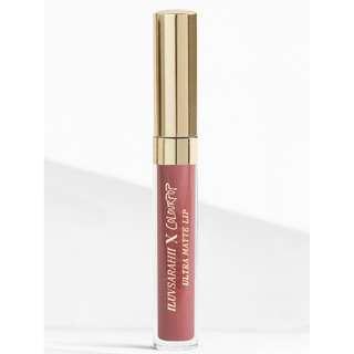 BN Colourpop x iluvsarahii SOFTII Ultra Matte Lip Liquid Lipstick