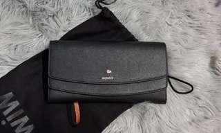 BNWT Mimco Supermicra travel wallet