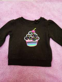 Sweater baby brown