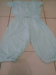 jumsuit crico baby blue
