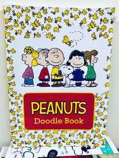Snoopy Peanuts Activity Book