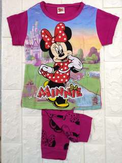 Minnie short sleeve set