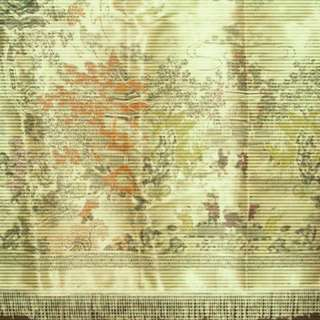 A Chinese Knitted Silk Tablecloth