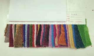 Handmade material fabric