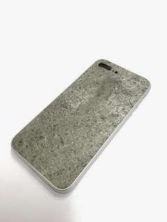 Roxxlyn 銀色礦石電話殼 7+ 8+ #SilverGrey