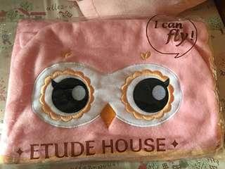 Etude House Owl Blanket