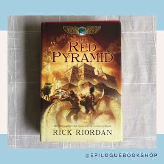 The Red Pyramid (Rick Riordan)
