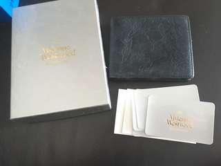 Vivienne Westwood 黑色銀包