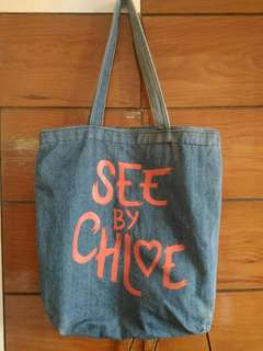 Maong Bag Style