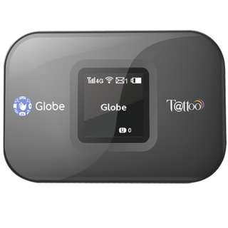 Globe Tattoo LTE Mobile WiFi with speed of up to 42 Mbps*