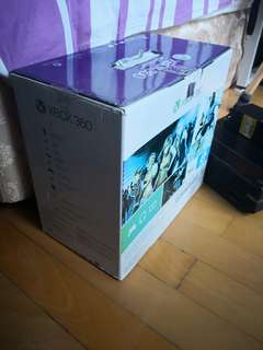 For sale xbox with kinect