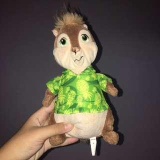 toys - chipmunk doll