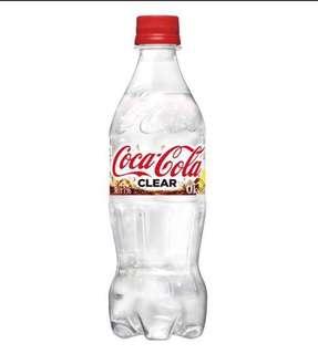 🇯🇵✈️日本透明可樂