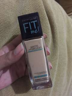 Maybelline fit me 220