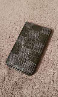 LV money clip
