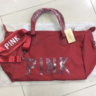 REPRICED!!!!!!!!!!!!!!!!!!!!! VS TRAVEL BAG