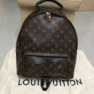 Louis Vuitton Backpack 連收據,新