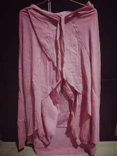 Rok kulot pink