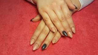 Gel Manicure Extensions