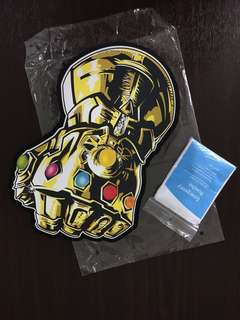 Marvel Studios Avengers Infinity War 2018 Red Carpet Premiere Event Door Gift