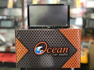 Ocean Car Audio DVD Player
