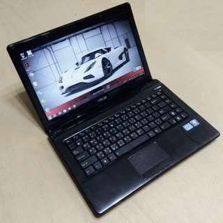 14.1吋 ASUS A42F i5-430M WXGA 高亮度LED 鏡面寬螢幕 筆電 ( Notebook / Laptop ) !!