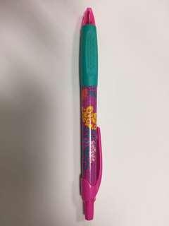 Smiggle blue pen
