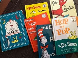 Dr Seuss's Beginner Book Collection