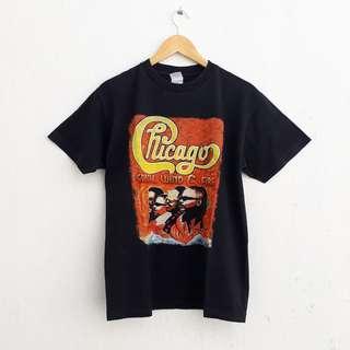 T-Shirt Band Earth Wind & Fire