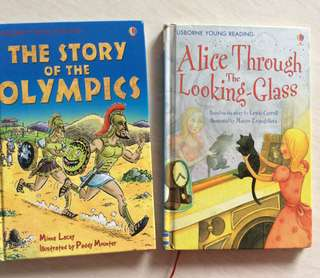 Usborne young reading series two