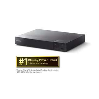 1415. Sony BDPS6700 4K 3D Streaming Blu-Ray Disc Player