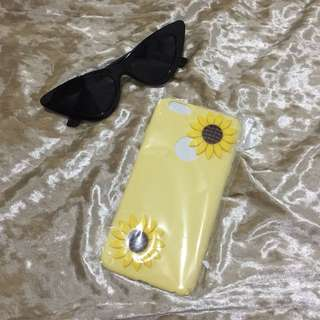 IPHONE 6/6s PLUS SUNFLOWER CASE