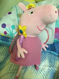 Soft Toys/stuffed toys/peppa pig