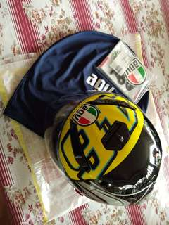 Agv k5jet winter test asian fit