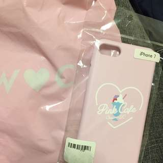W❤️C iPhone 7 Case