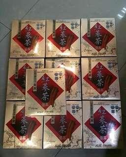 韓國紅蔘 大韓民國特產高麗參茶