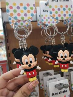 🇯🇵Japan connection purchase ✈️  Disney Store purchasing Cute ❤️ key ring 😍