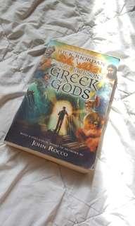 [PRELOVED] PERCY JACKSON'S GREEK GODS