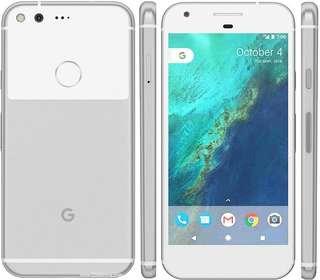 Excellent condition google pixel , 128gb silver