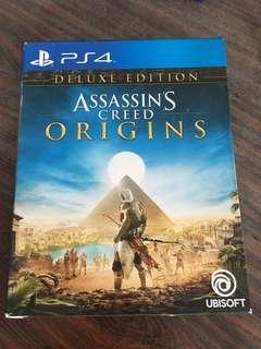 🚚 PS4 assassin's creed origins