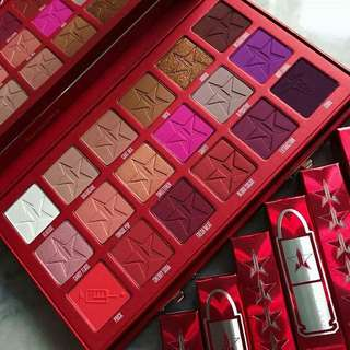 ✨SALE✨[Authentic] Jeffree Star Blood Sugar Eyeshadow Palette