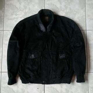 Vintage club suede jaket