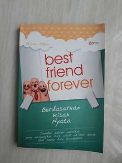 "Novel ""Best Friend Forever"" by Khansa Akifah"
