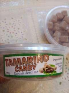 Seedless Tamarind Candy
