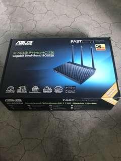Asus RT-AC66U Wireless-AC1750