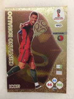 CR icon card for trade or sale...