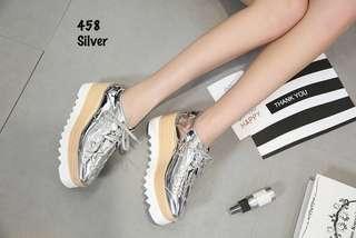Stm Elsye Star Platform Shoes #458