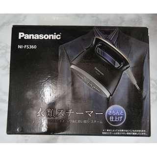 全新包郵 掛燙機 Panasonic NI-FS360 Handheld Steamer 樂聲便攜式蒸氣掛熨機 日本版